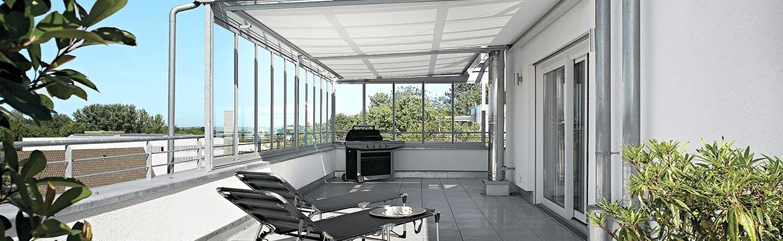 Sonnenschutz Aussen Terrasse